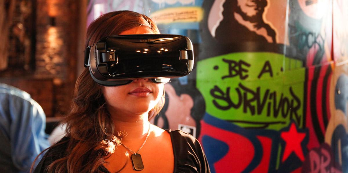 Virtual Realiry Lounge
