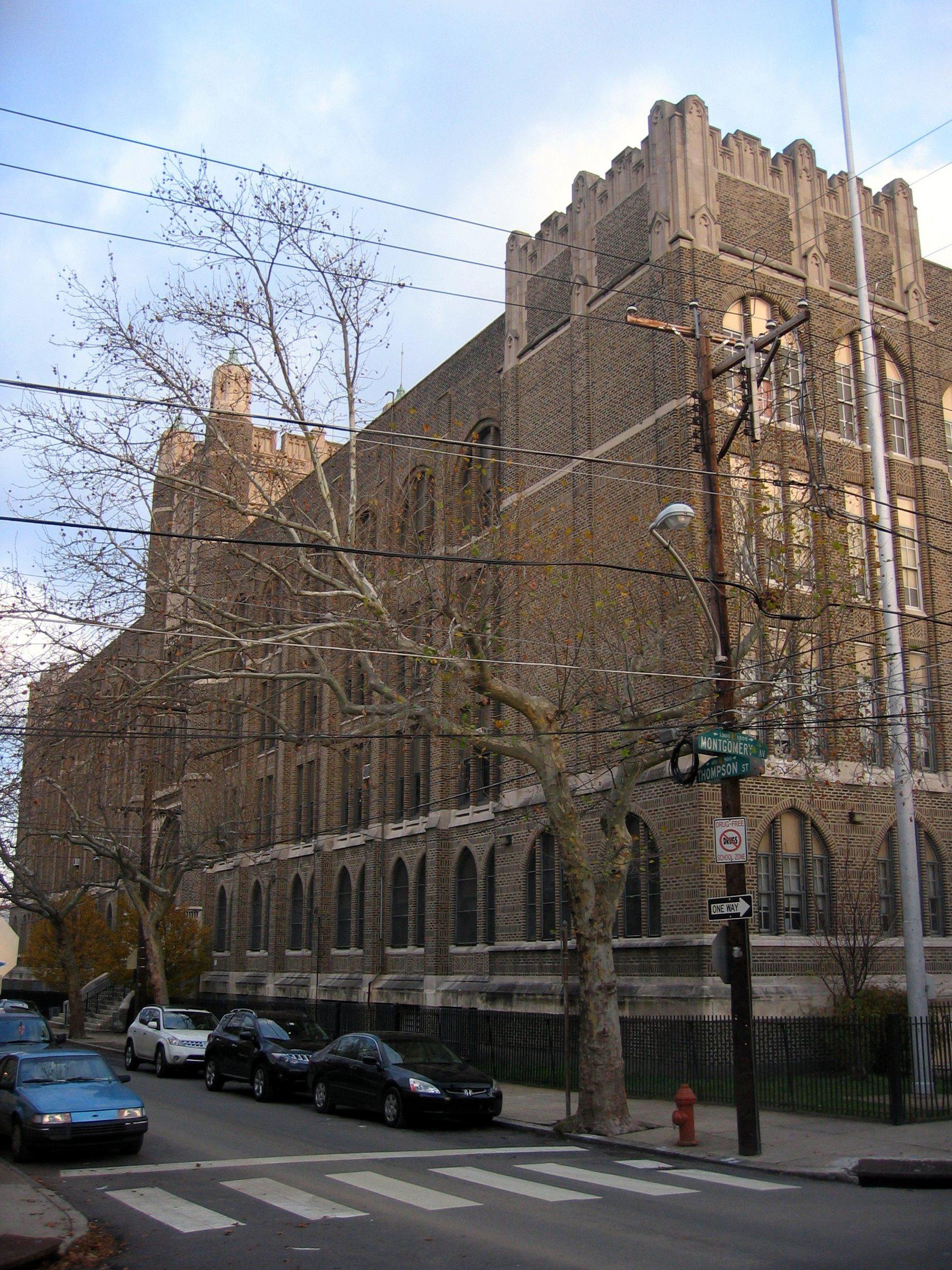 Penn Treaty Junior High School, Fishtown
