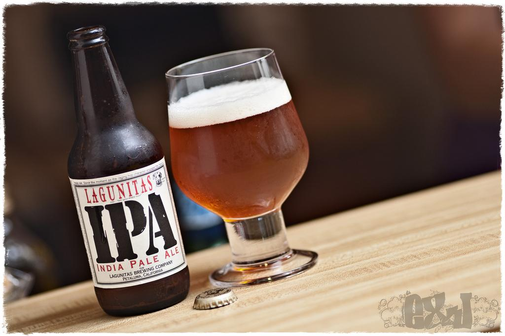 Lagunitas, an IPA you cannot go wrong with
