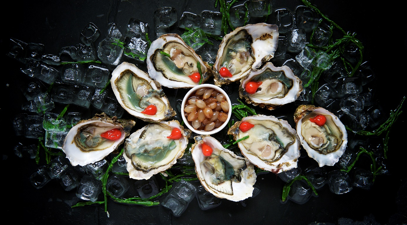 Oysters - the ultimate aphrodisiac