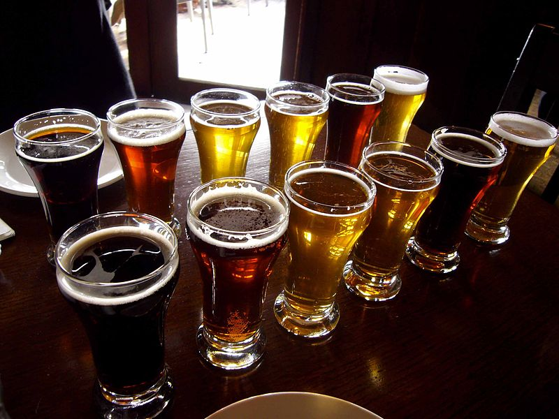 The best craft beers in the US at present