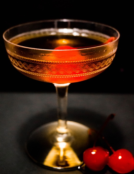 A Perfectly Fine Manhattan will be perfectly fine for all parties involved